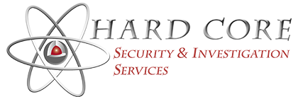 Hard Core Security Logo