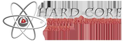 Hard Core Security Logo